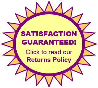 Your satisfaction is guaranteed. Click to read our Returns Policy.
