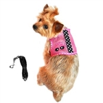 Cool Mesh Dog Harness Under The Sea Collection