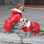 Ruffin It Dog Snow Suit Jumper for Dogs,  BowWowsBest.com, dog snowsuits