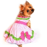 Watermelon Dog Dress, BowWowsBest.com | Dog Dress, Dog Designer Dress, Dog Clothes, dresses for dogs