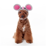Mouse Dog Hat BowWowsBest.com, Dog caps, hats and visors, Halloween costumes for dogs, dog Halloween costumes, Halloween for dogs, Halloween hats for dogs, dog hats for Halloween