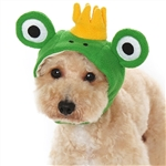 Prince Dog Hatfrom BowWowsBest.com, Dog caps, hats and visors, Halloween costumes for dogs, dog Halloween costumes, Halloween for dogs, Halloween hats for dogs, dog hats for Halloween