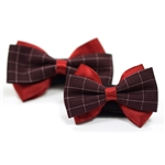 EasyBOW Gentleman 12 Dog Collar Bow