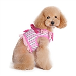 SnapGo Sweetbow Dog Harness, vest dog Harness, Dog Harness, Step-in Dog Harnesses, BowWowsbest.com