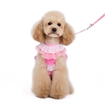 EasyGO Multi Ruffle Dog Harness, EasyGo Dog Harness, Dog Harness, Step-in Dog Harnesses, BowWowsbest.com