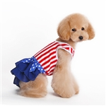 American Girl Dog Dress, dog clothes, dog dresses, dresses for dogs, casual dog dresses, fancy dog dresses, bowwowsbest.com