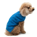 Diamond Knit Dog Sweater,  dog sweaters, large dog attire, big dog clothes, large dog sweaters, sweaters for big dogs