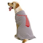 Necktie Dog Sweater from BowWowsBest.com | Dog Sweaters, Dog Winter Sweaters, Dog Clothes, Designer Dog Clothes, Dog Beds, Designer Dog Beds, Designer Dog Harness, Dog Clothing, Dog Accessories, Dog Winter Clothing