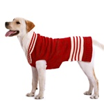 Metro Dog Sweater from BowWowsBest.com | Dog Sweaters, Dog Winter Sweaters, Dog Clothes, Designer Dog Clothes, Dog Beds, Designer Dog Beds, Designer Dog Harness, Dog Clothing, Dog Accessories, Dog Winter Clothing