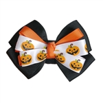 Pumpkin Dog Collar Slider, dog collars, collars for dogs, fancy dog collars, Halloween dog costumes