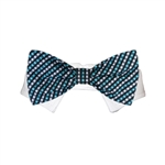 Alex Dog Bow Tie, dog bow ties, bow ties for dogs, dog wedding attire, dog formal attire