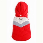 Hooded Dog Coat