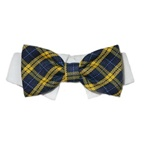 Bruce Dog Bow Tie | Dog Collars, Designer Dog Clothes, Designer Dog Formal Wear, Dog Clothing, Designer Dog Harnesses, Dog Leads, Dog Beds, Dog Leashes and Dog Accessories from BowWowsBest.com