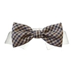 Ethan Dog Bow Tie | Dog Collars, Designer Dog Clothes, Designer Dog Formal Wear, Dog Clothing, Designer Dog Harnesses, Dog Leads, Dog Beds, Dog Leashes and Dog Accessories from BowWowsBest.com