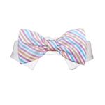 Morgan Dog Bow Tie, dog bow ties, bow ties for dogs, dog wedding attire, dog formal attire