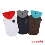 Snowcap Dog Coat from BowWowsbest.com,  Dog Coats, Dog Winter Coats,  big dog coats, coats for dogs, fleece dog coats, winter dog coats, dog vests, vest for dogs, warm winter dog coats, xlarge dog coats, Puppia,