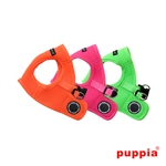 Neon Dog Harness B, BowWowsBest.com, Dog Harnesses, harnesses for dogs, adjustable dog harness, Puppia, dog harness, dog harness vests