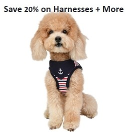 HARNESSFUN: Save 20% on Harnesses and More
