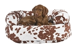 Bowser Double Donut Dog Bed - Diamond Collection, dog beds, BowWowsbest.com, Bowsers.com