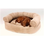 Bowser Double Donut Dog Bed - Platinum Collection, dog beds, BowWowsbest.com, Bowsers.com