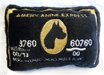 Americanine Express Bark Card Dog Toy, dog toys