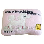 Barkindales Credit Card Dog Toyfrom BowWowsBest.com | Dog Toys, Plush Dog Toys, Dog Clothes, Designer Dog Clothing, Dog Beds, Dog Harnesses, Dog Accessories, Dog Formal Wear, Dog Costumes