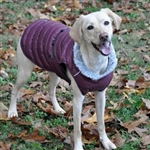 Alpine Extreme Weather Puffer Dog Coat, dog coats, big dog coats; winter dog coats