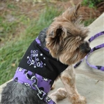Halloween Dog Harness , dog costume harness,  Halloween dog dresses