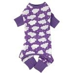 CuddlePup Dog Pajamas - Fluffy Clouds, dog pajamas