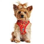 Wrap and Snap Choke Free Dog Harness, dog harness, Doggie Design, step-in dog harnesses, BowWowsBest.com