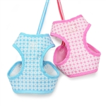 EasyGO Dots Dog Harness, Dog Harness, Step-in Dog Harnesses, BowWowsbest.com
