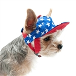 Star Dog Hat, Dog caps, dog visors