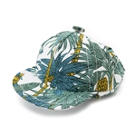 Tropical Leaf Dog Hat, Dog caps, dog visors