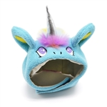 Unicorn Dog Hat from BowWowsBest.com | Dog caps, hats and visors, Halloween dog costumes