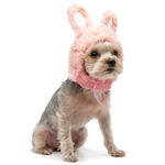 Bunny Dog Hat from BowWowsBest.com | Dog caps, hats and visors, Halloween dog costumes