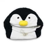 Penguin Dog Hat from BowWowsBest.com | Dog caps, hats and visors, Halloween dog costumes