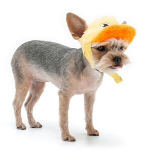 Duck Baseball Dog Hat from BowWowsBest.com | Dog caps, hats and visors, Halloween dog costumes