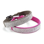 VIP Bling Dog Collar, Dog Collars, Rhinestone dog collars
