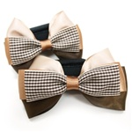 EasyBOW Gentleman 3 Dog Collar Bow