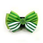 EasyBOW St. Patrick's 1 Dog Collar Bow