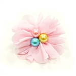 EasyBOW Flower 8 Dog Collar Flower