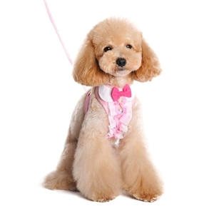 EasyGO Ruffle Dog Harness, EasyGo Dog Harness, Dog Harness, Step-in