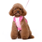 EasyGO Bow Dots Dog Harness, Dog Harness, Step-in Dog Harnesses, BowWowsbest.com