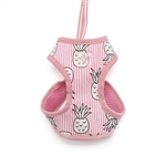 EasyGO Pineapple Dog Harness, Step-in Dog Harnesses, BowWowsbest.com
