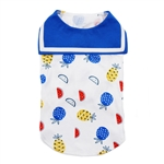 Fruit Dog Tank, dog clothes, dog tanks, dog shirts, bowwowsbest.com