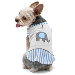 Elephant Dog Tank, dog clothes, dog tanks, dog shirts, bowwowsbest.com