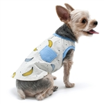 Banana Dog Tank, dog clothes, dog tanks, dog shirts, bowwowsbest.com