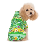 Tropical Island Dog Shirt