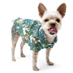 Tropical Leaf Dog Shirt, dog clothes, dog tanks, dog shirts, bowwowsbest.com