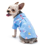 Summer Beach Dog Tank, dog clothes, dog tanks, dog shirts, bowwowsbest.com